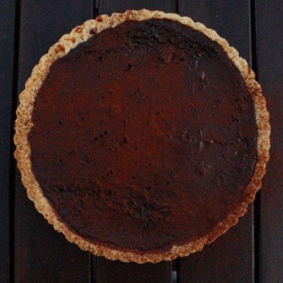 Rezept Schokoladen Tarte