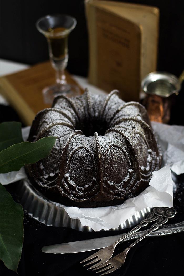 Rezept Schokoladen Whiskey Kuchen