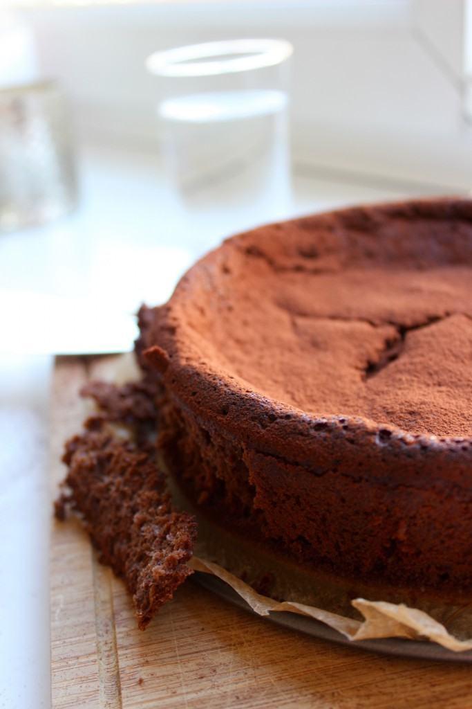 Rezept Schokoladenfondant. Glutenfrei
