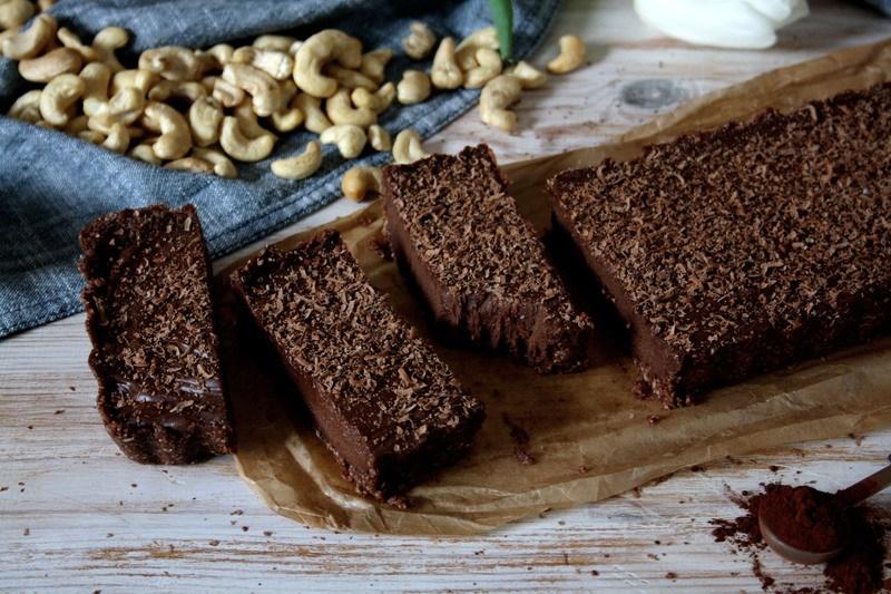 Rezept Schokoladentarte ohne Backen