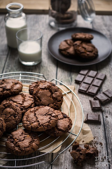 Rezept Schokoladige Chocolate-Chip-Cookies