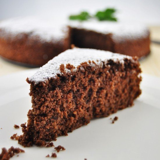 Rezept Schokoladiger Rote Bete Kuchen