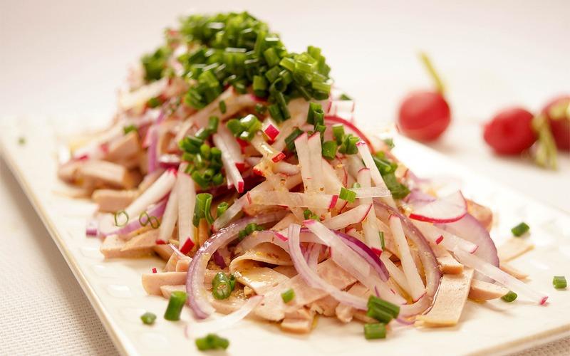 Rezept Schwäbischer Wurstsalat