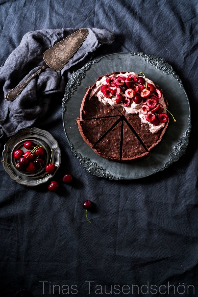 Rezept Schwarzwälder Kirsch Kuchen - anders!