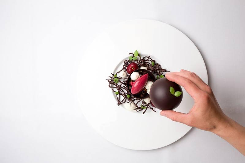 Rezept Schwarzwälder Kirsch- Torte