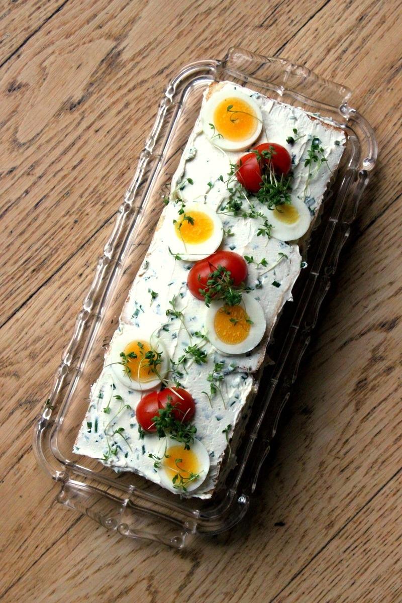 Rezept Schwedische Sandwich Torte