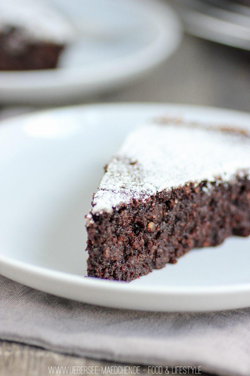 Rezept Schwedischer Schokokuchen Chokladbak ohne Mehl