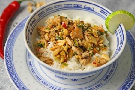 Rezept Schweinefilet asiatische Art