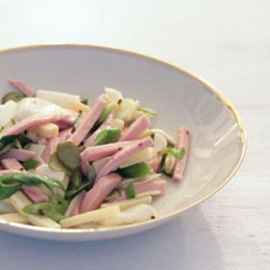 Rezept Schweizer Wurstsalat