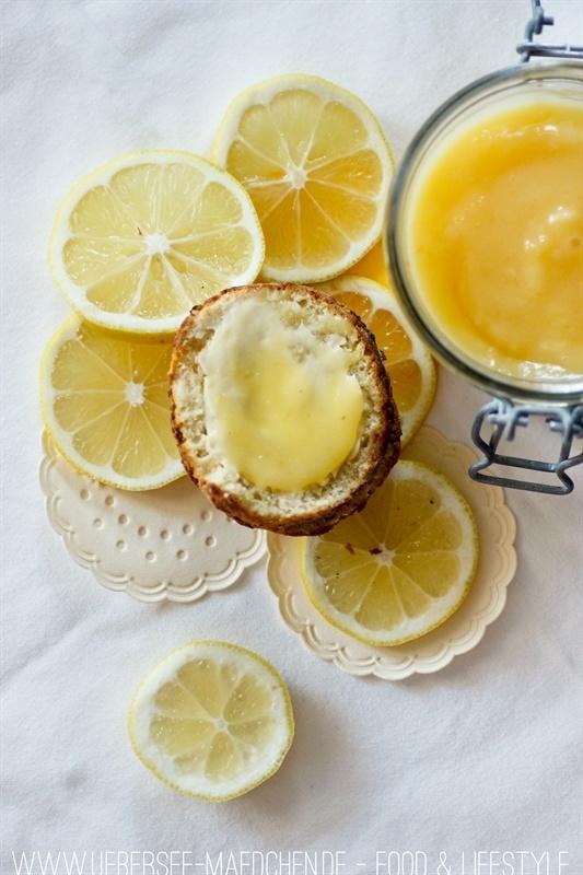 Rezept Scones mit Lemon Curd