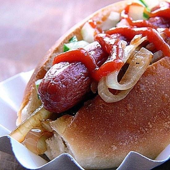Rezept Selbstbau Hot Dog