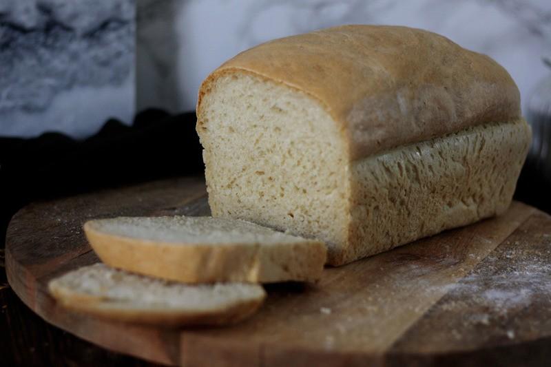 Rezept Selbstgebackenes Toastbrot mit Buttermilch