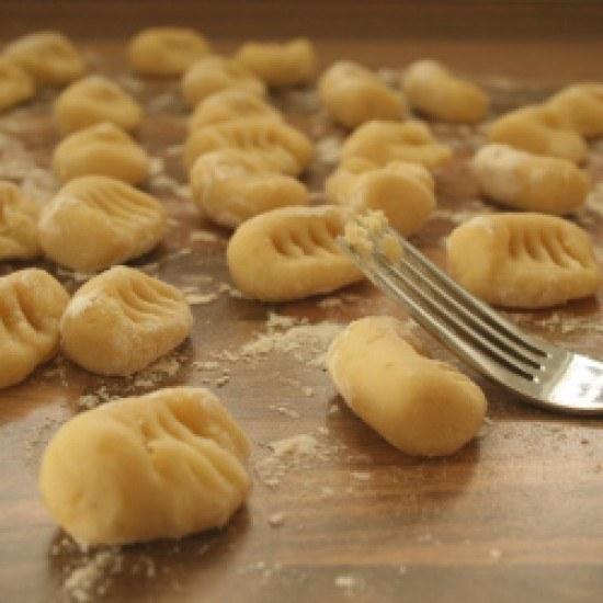 Rezept Selbstgemachte Gnocchi
