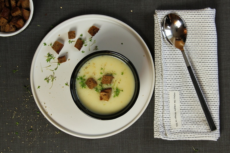 Rezept Sellerie-Apfel-Suppe