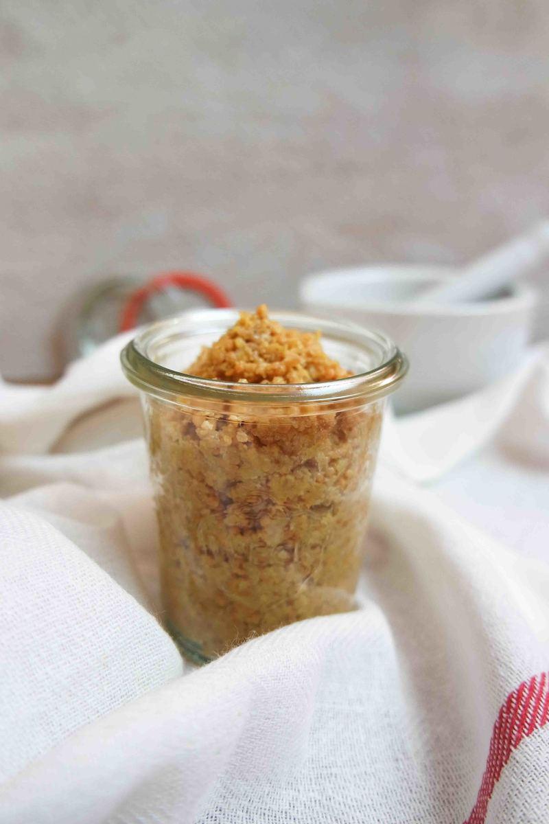 Rezept Senf - einfach selbstgemacht