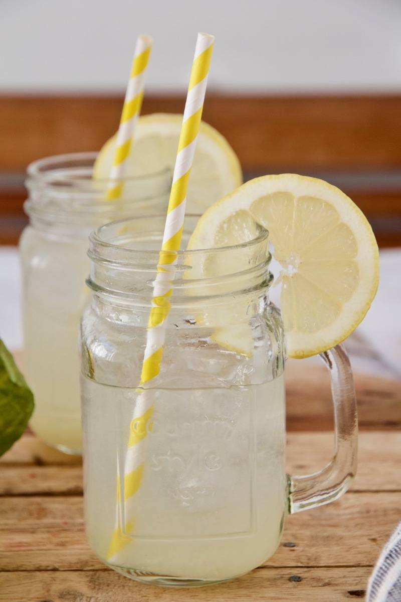 Rezept Sharbat-e Ab Limo - die einfachste zuckerfreie Limonade der Welt