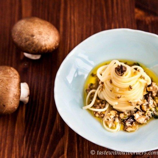Rezept Shiitake-Pilz-Pesto