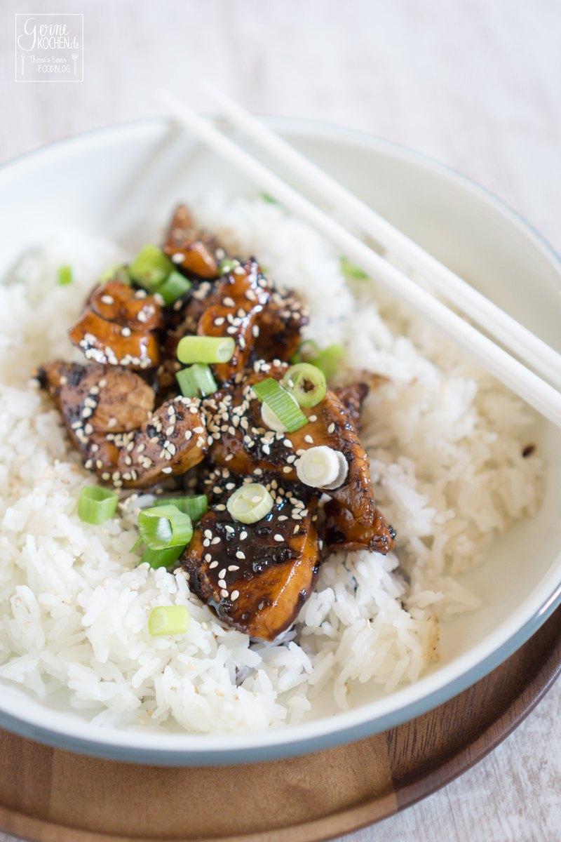 Rezept Shoyu-Chicken