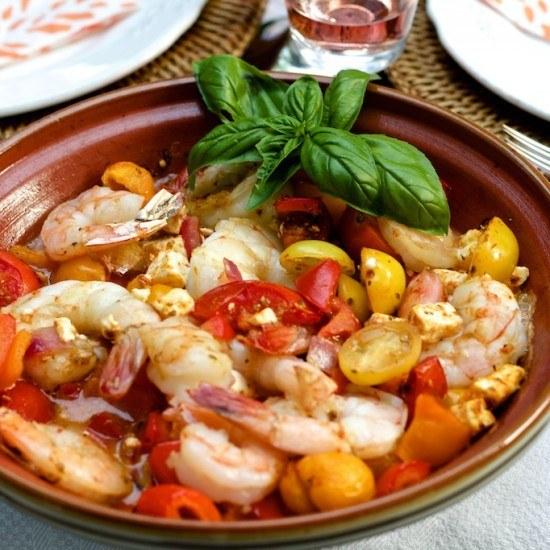 Rezept Shrimp Güvec
