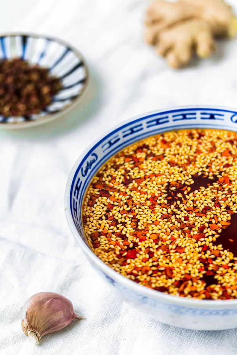 Rezept Sichuan-Chiliöl