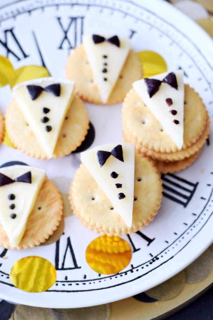 Rezept Silvester Fingerfood im festlichen Party-Look, ganz schnell gemacht!