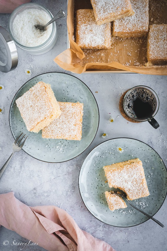 Rezept Silviakaka – Schwedischer Silviakuchen
