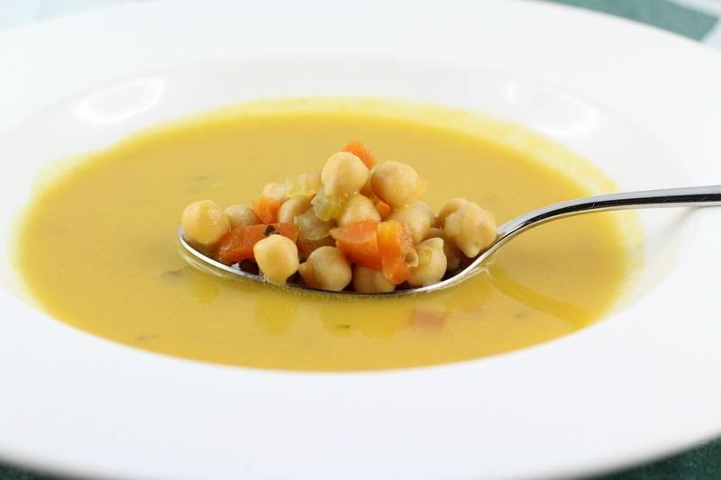 Rezept Sizilianische Kichererbsensuppe