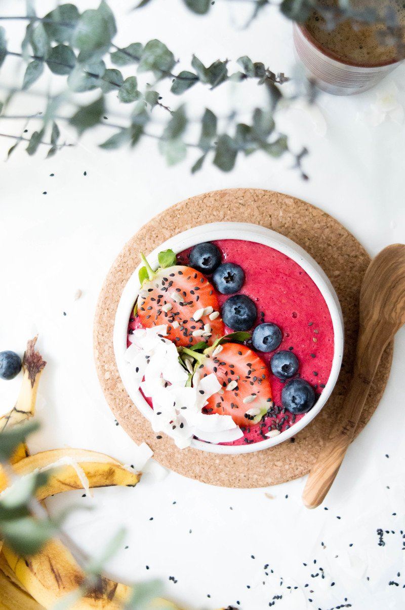 Rezept Smoothie Bowl