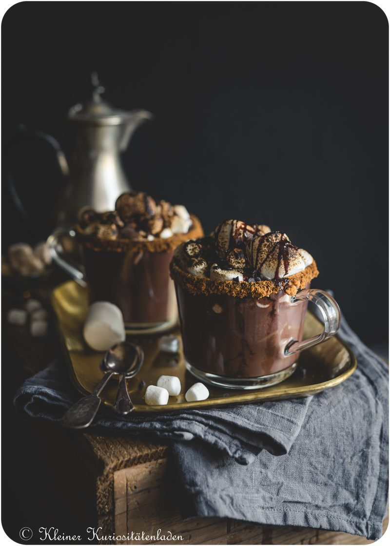 Rezept S'mores Hot Chocolate