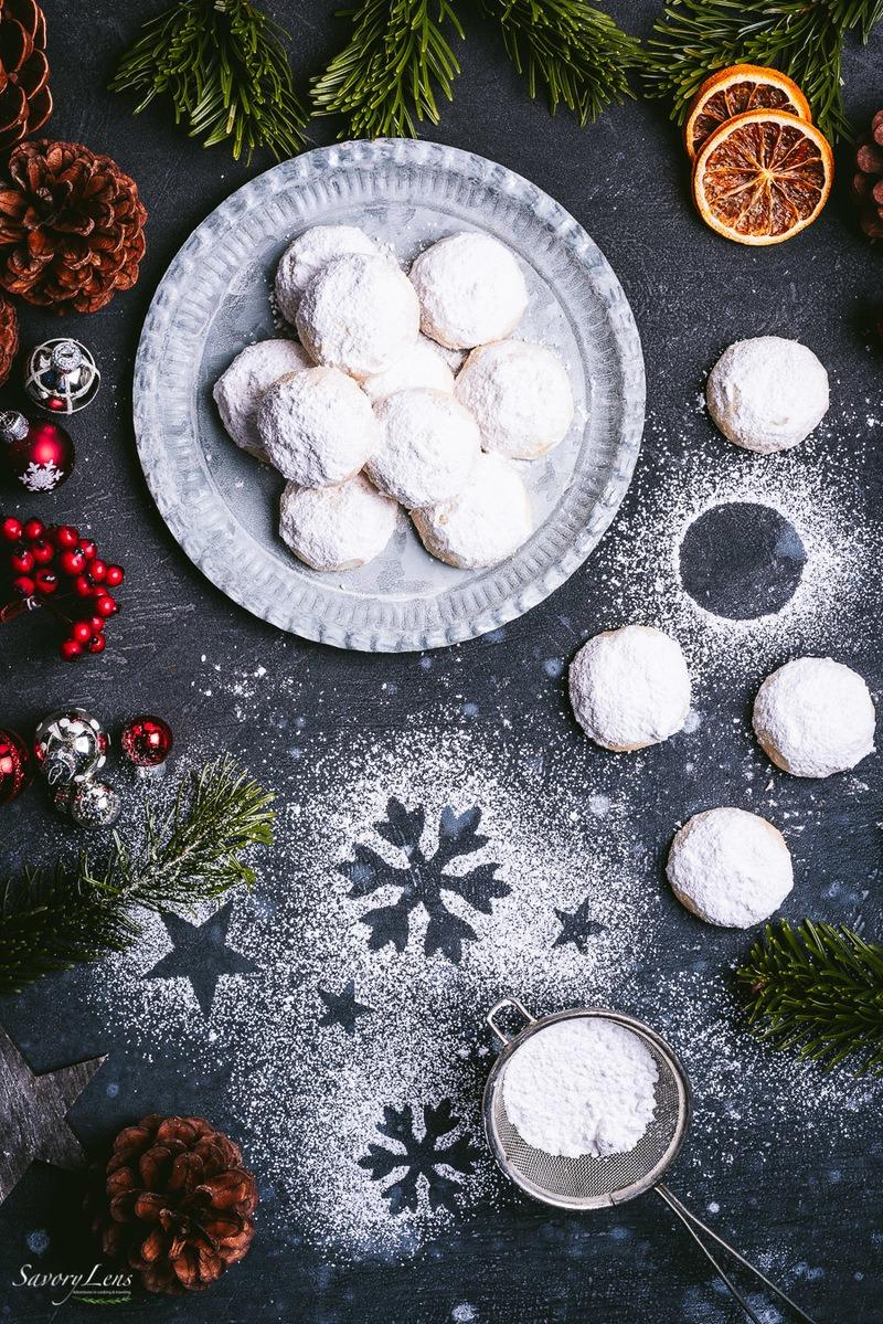Rezept Snowball Cookies