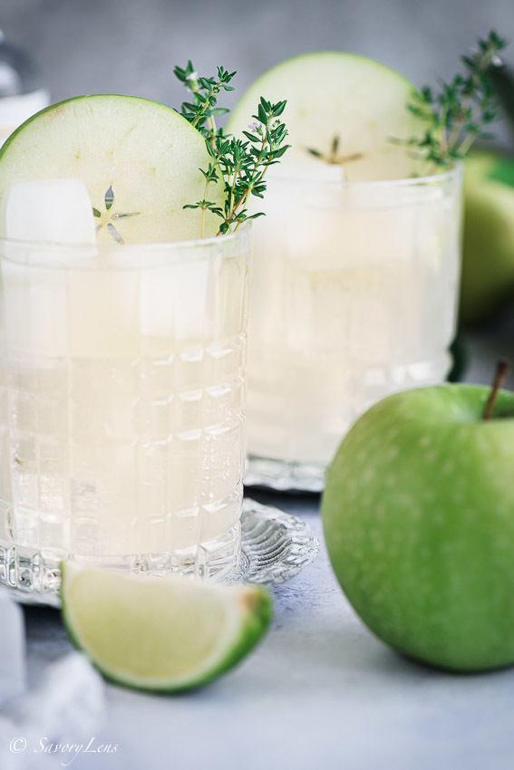 Rezept SoHo Sling – Würziger Gin Cocktail ohne Alkohol