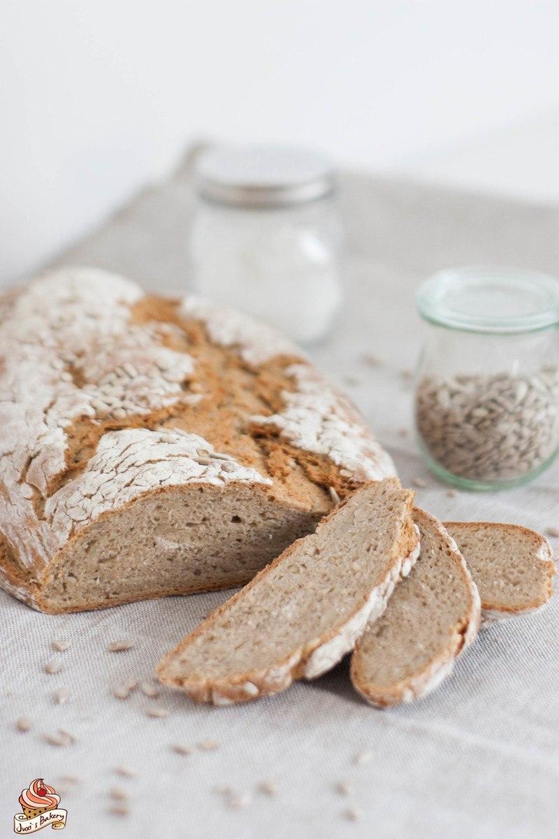 Rezept Sonnenblumenkerne-Brot