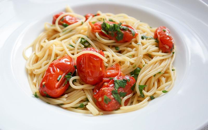 Rezept Spaghetti mit Sardellen (Spaghetti con Acciughe)