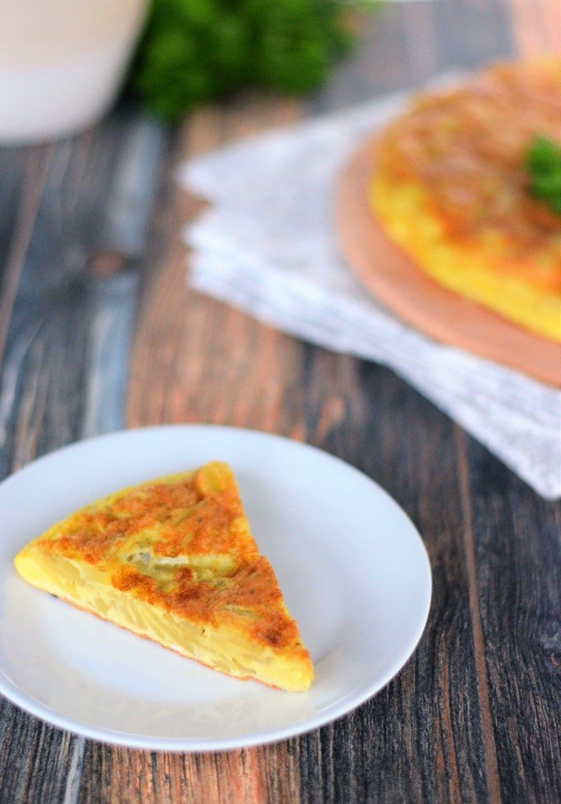 Rezept Spanische Kartoffel-Tortilla
