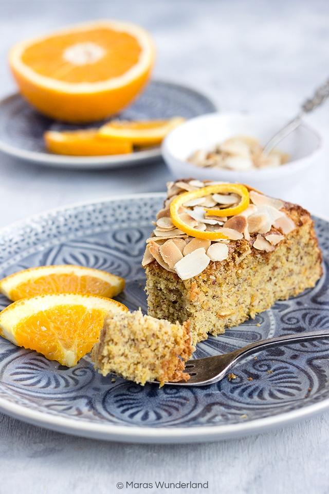 Rezept Spanischer Orangen-Mandelkuchen