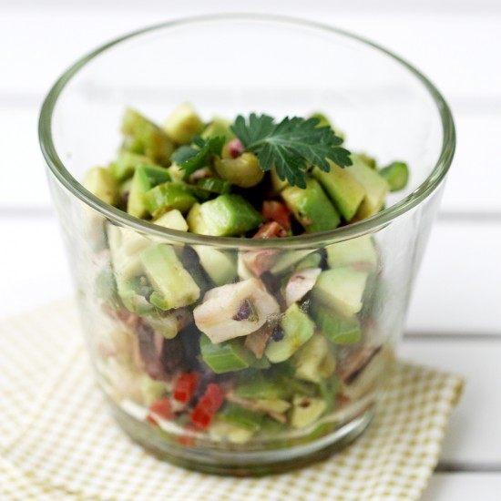 Rezept Spargel-Avocado-Thunfisch-Tartar