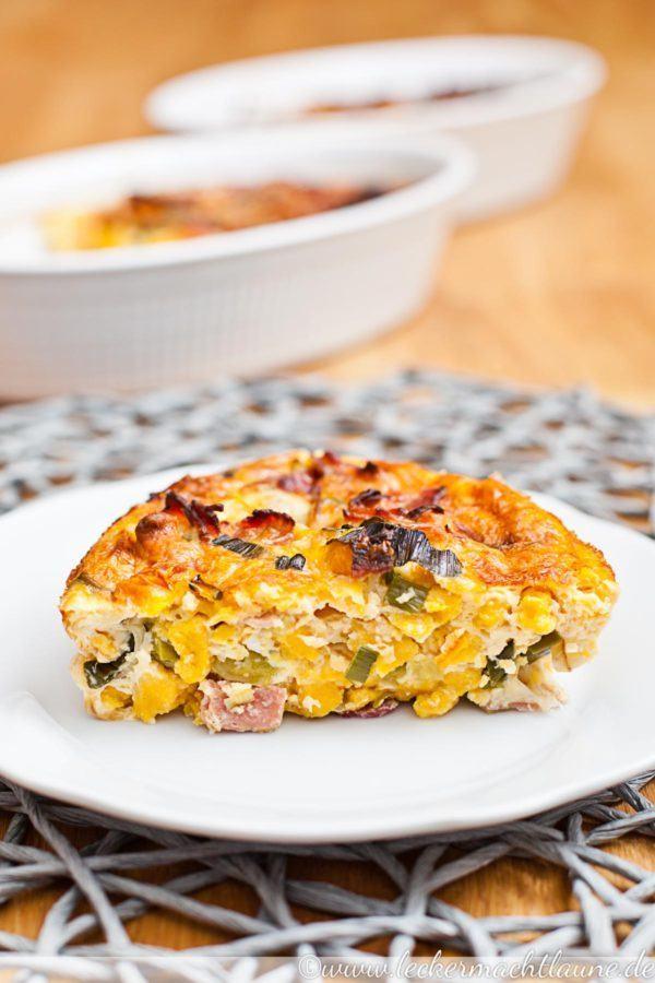 Rezept Spätzle-Omelette