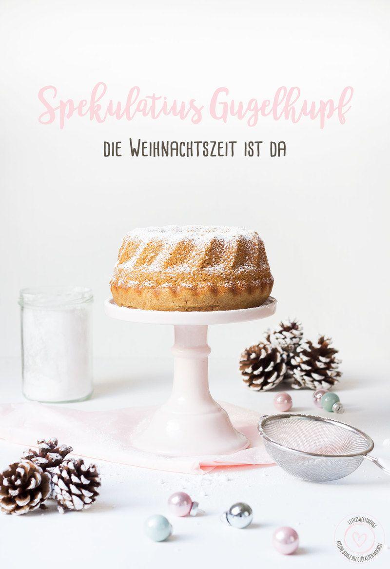 Rezept Spekulatius Gugelhupf