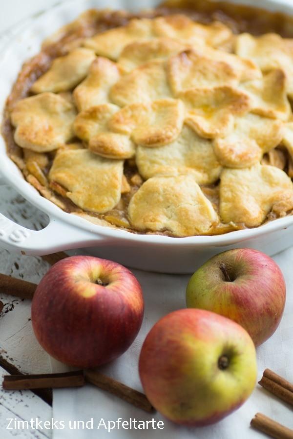 Rezept Spiced Apple-Pie
