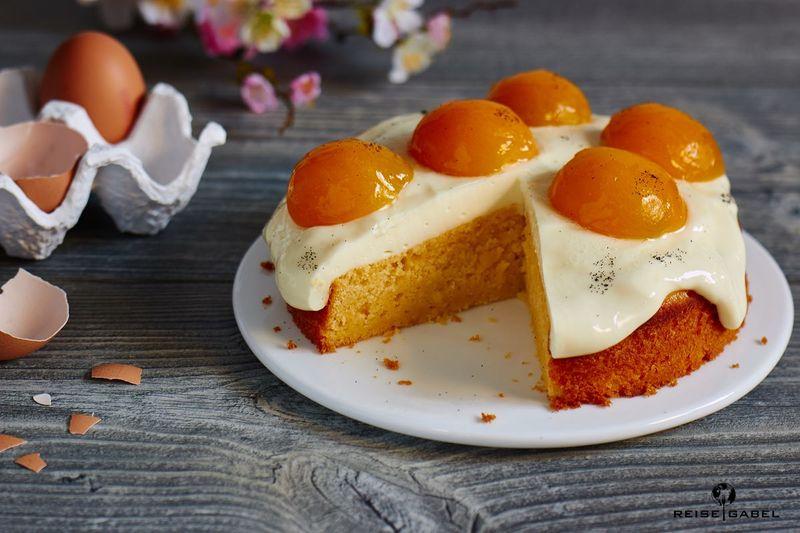 Rezept Spiegeleier Kuchen