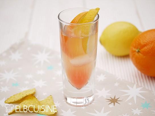 Rezept Spritzige Silvester-Bowle – Cheerio Miss Sophie!