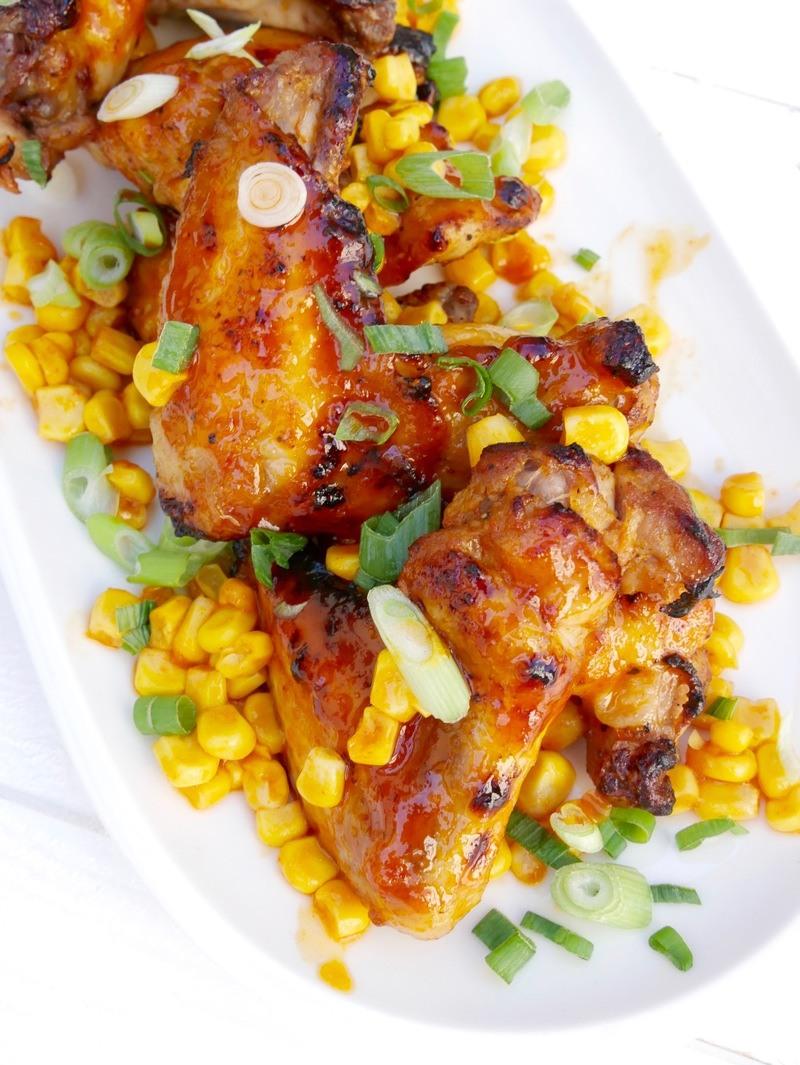 Rezept Sriracha-Chicken-Wings
