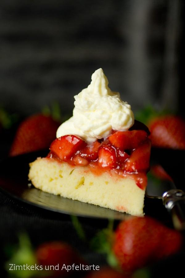 Rezept Strawberry-Shortcake