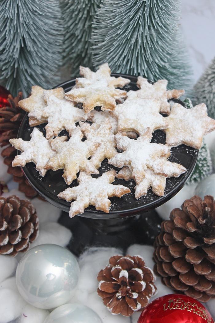 Rezept Suger Cookies – Weihnachtsplätzchen Rezept