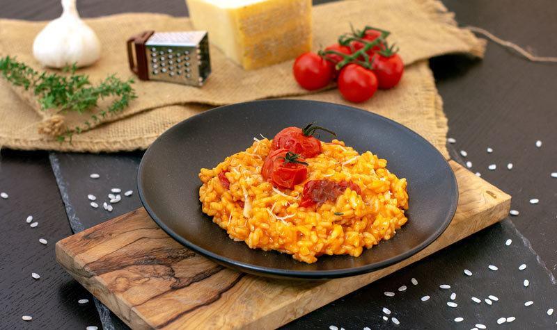 Rezept Super leckeres Tomatenrisotto