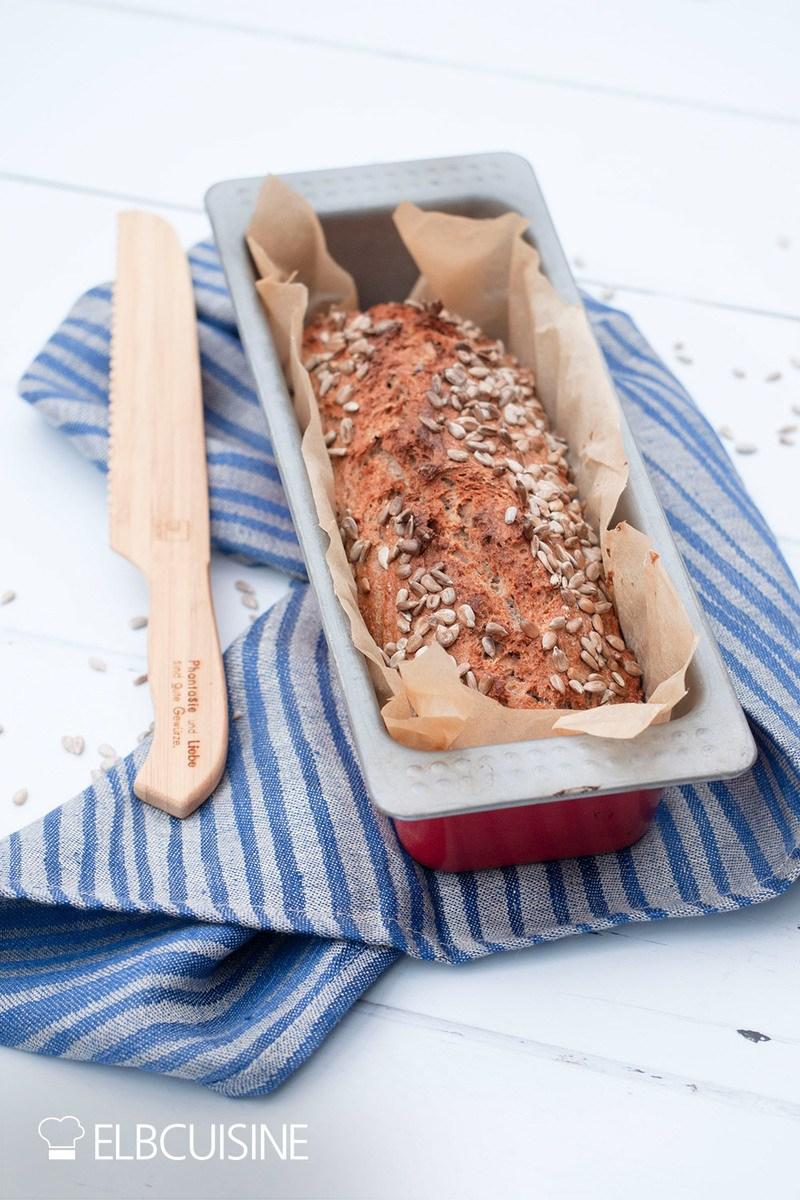 Rezept Super-Schnelles Brot – megalecker und gesund