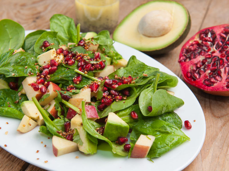Rezept Superfood-Salat mit Quinoa