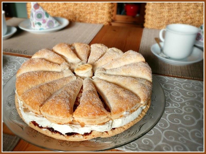 Rezept superschnelle Friesentorte