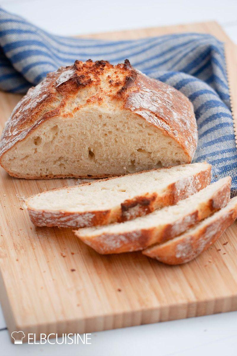 Rezept Superschnelles Brot ohne Hefe: Soda-Brot