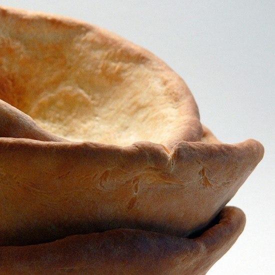 Rezept Suppenschüsseln aus Brotteig